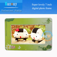 super lovely 7 inch digital photo frame for kids