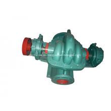 Bomba de agua centrífuga de doble succión de 400 mm