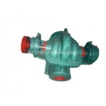 400mm dubbel sugcentrifugal vattenpump