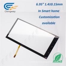 Proveedor de China Touch Glass 5.6 Inch USB para la máquina médica