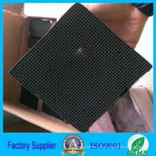 Adsorción de CO2 en Honeycomb de carbón activado