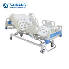 Cama paciente motorizada do hospital elétrico profissional médico SK006