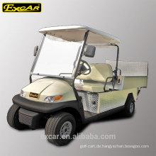 Elektrischer Kraftstofftyp und 2 Sitze preiswerter China elektrischer Golfwagen für Verkauf