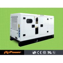 12kW 1500rpm schalldichter ITC-Power Generator Set