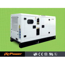 12kW 1500rpm soundproof ITC-Power Generator Set