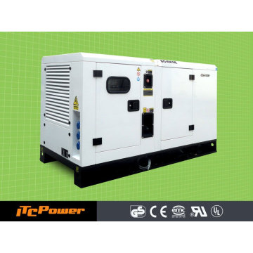 12kW 1500rpm silent canopy ITC-Power Generator Set