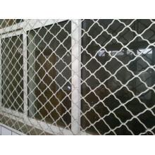 Maillage de protection en alliage d'aluminium pour la clôture de maison
