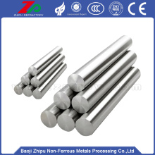 ISO9001 certificate polished tungsten round bar