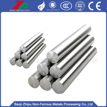ISO 9001 certificate customized tungsten rod