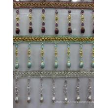 2015 design perles de dentelle artisanales exquises