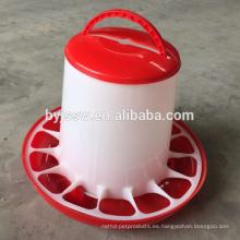 Alimentador plástico del pollo al por mayor (bebedores de las aves de corral al por mayor)