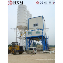 HZS50 Planta mezcladora automática de hormigón modular