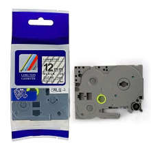 12mm compatible for Brother laminated label printer tape tz-131