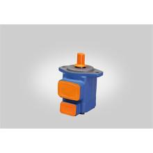 conception de la pompe à huile à palettes