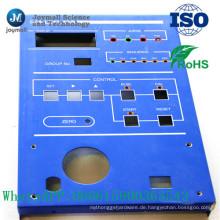 Kundenspezifische Powder Coating Painted Aluminium Druckguss für Control Panel