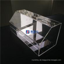 Neuer Art-heißer Verkaufs-Acrylsüßigkeits-Anzeigen-Kasten