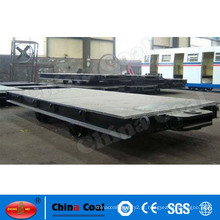20T capacidade de carga de mineração flat rail car Chinacoal Group