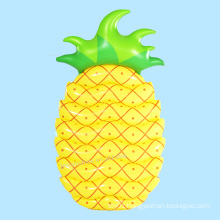Inflatable Pineapple pool bed fruit pool float
