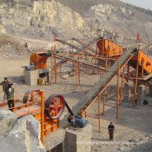 Stone Crushing Plant with Crusher Machine