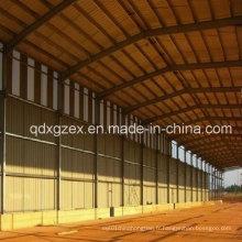 Steel Structure Bulidng / Atelier en acier structuré avec ISO9001 (SSW-29)
