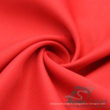 Imperméable à l'eau et à l'extérieur Vêtements de sport en plein air Sous-vêtement Tissé en dentelle Jacquard 100% Polyester Pongee Fabric (E051)