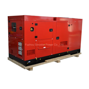 Weichai Series Silent Diesel Generator 50kVA 40kw