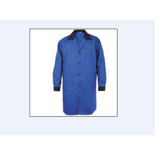 Blue personalised jumpsuit Custom Workwear Fabric winter coat for men