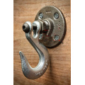 Antique industrial pipe fittings for furniture decoration