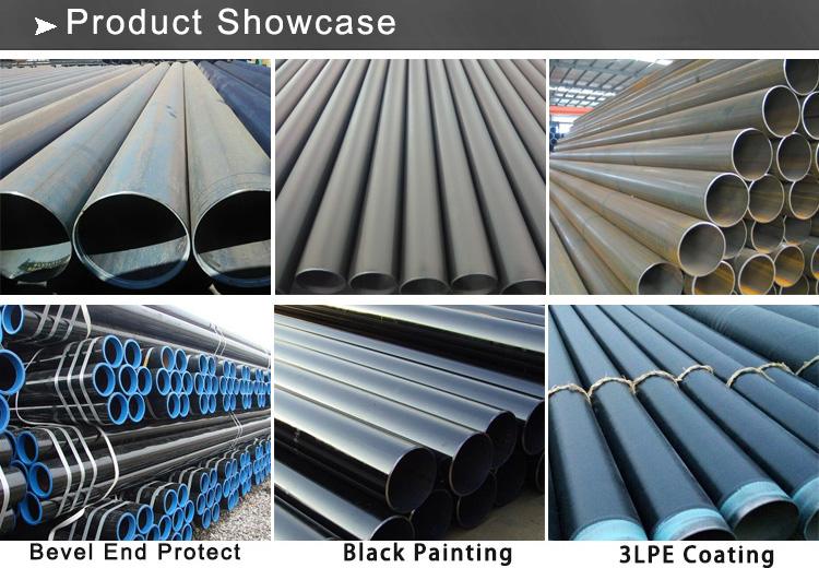 erw api steel pipe