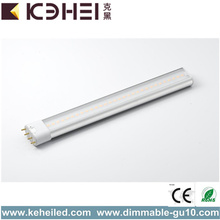 10W 2G11 Dimmable LED Tubo de luz Samsung 5630