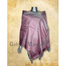 Пейсли пашминовый платок