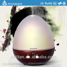 Ultrasonic Oval Rainbow aroma oil diffuser