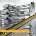 Tianrui Design Huhn Gebrauchte Geflügel Automatische Fütterung System