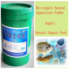 Fertilizante de acuicultura orgánica de algas Forraje de acuicultura natural bioorgánico