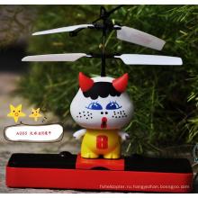 Новое прибытие Летающие игрушки самолет rc летающий робот игрушка