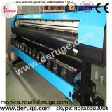 Deruge hot sale! 1.8m 2 head large format inkjet printer plotter with eco solvent