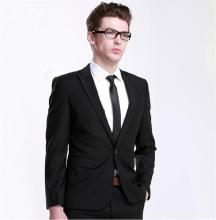 Two Button Non-Ironing Business Man Suit (W0171)