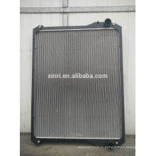 Radiateur à coeur en aluminium Hino 700 haute qualité OE: 16041-E0050