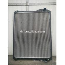 High quality Hino 700 radiator aluminum core radiator OE:16041-E0050