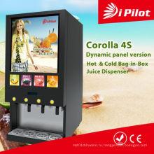 Горячий и холодный сок (Corolla 4S)