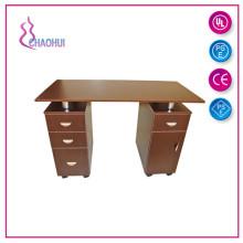 Table de manucure en bois
