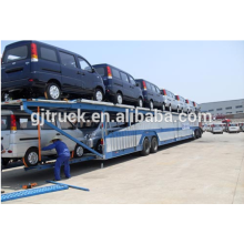 16 unidades de remolque portador de coche con ejes dobles o 3 ejes