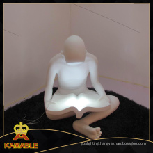 Modern Glass Decoration Floor Lamp (1119F)