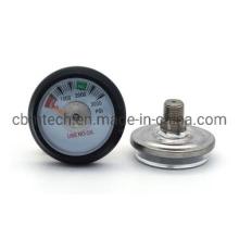 Medical Oxygen Pressure Gauge for Cylinder Regulators