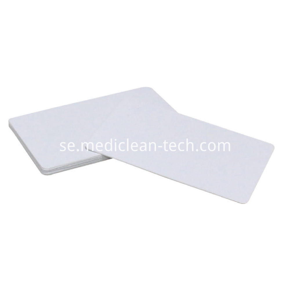 EDI Secure XID & IDX Series Re-transfer Printer CR80 Adhesive Cleaning Card Kit