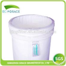 Bolsa de filtro de polvo de resistencia a altas temperaturas