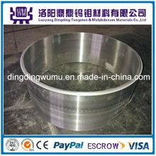 Alta calidad diferentes tamaños /Mo 99.95% molibdeno puro anillo en venta precio de fábrica