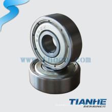 Material de topo do rolamento de esferas de aço cromado 62315