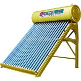 China professional working principle of solar water heater