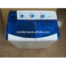 lavadora de la tina gemela del precio de la máquina de la limpieza en seco del aparato electrodoméstico